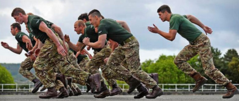Are You Fit Enough to Join the Royal Marines?