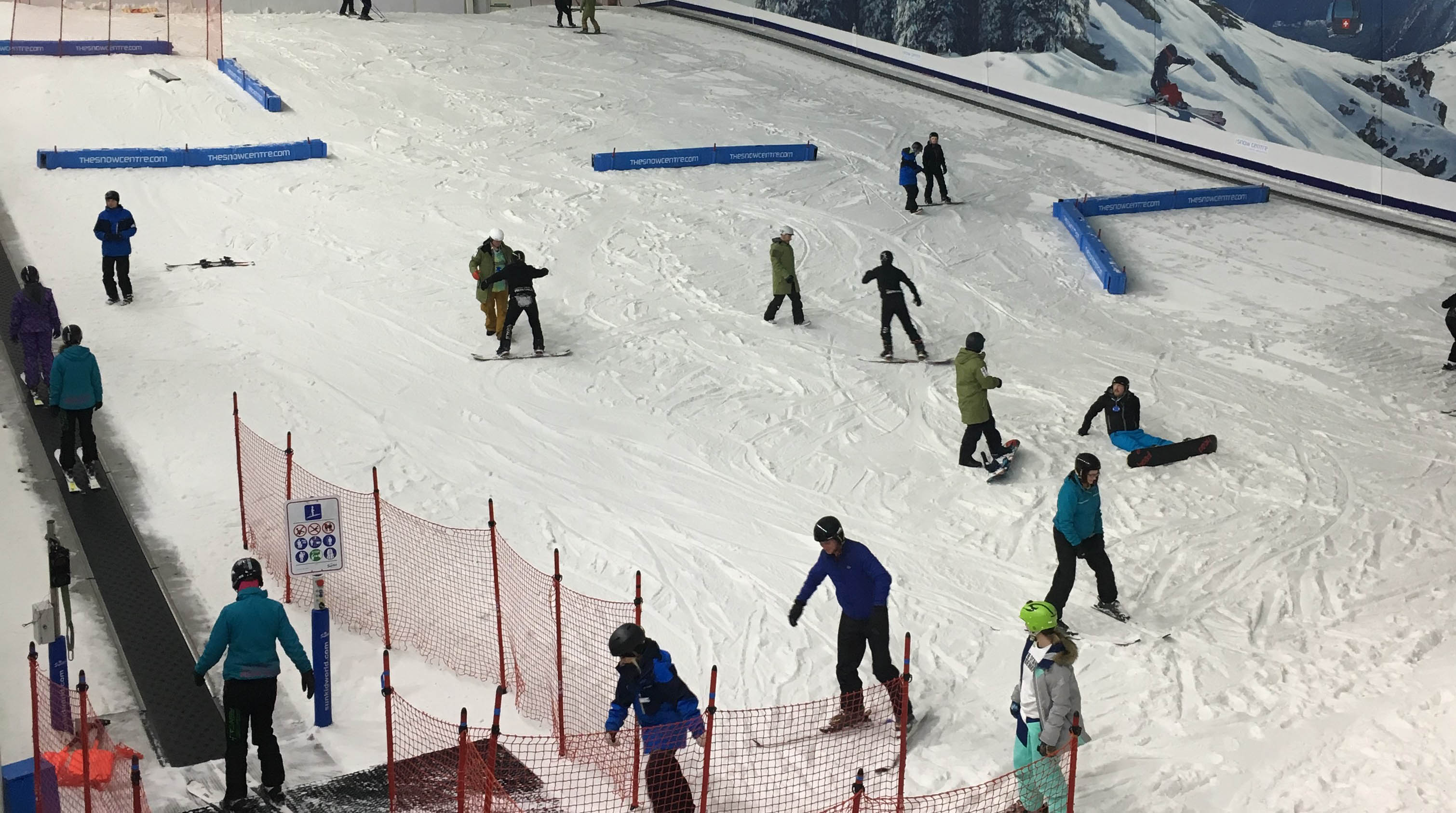 The Benefits of Snow Sports for WIS personnel